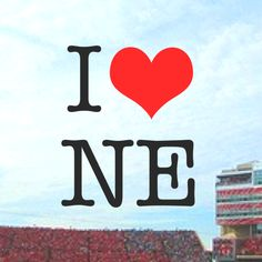 Forever a Husker. Born Red Corn Fed!!!
