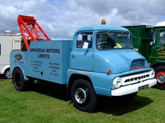 Thames trader tow truck | by classic vehicles
