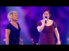 Susan Boyle performs Duet with Elaine Paige ( / Dec / 09 ).for those who laughed when Susan Boyle said that she wanted to sing like Elaine Paige. Sound Of Music, Kinds Of Music, Listening To Music, Singing, Music Clips, Music Tv, Elaine Paige, Britain's Got Talent, X Factor