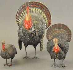 Beautiful turkeys!