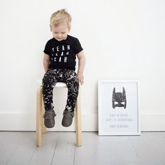 Smallittle Blog: MONOCHROME LOVE   by Fiona