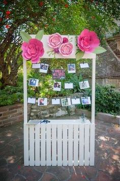 Bridal/Wedding Shower Party Ideas | Photo 8 of 22 | Catch My Party