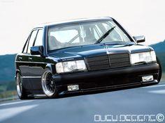 Badasss, 1988 Mercedes Benz 190E AMG