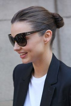 Cat's Eye Sunglasses by Dior