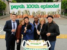 Psych Cast membres datant actrice datant chef fille adoptif