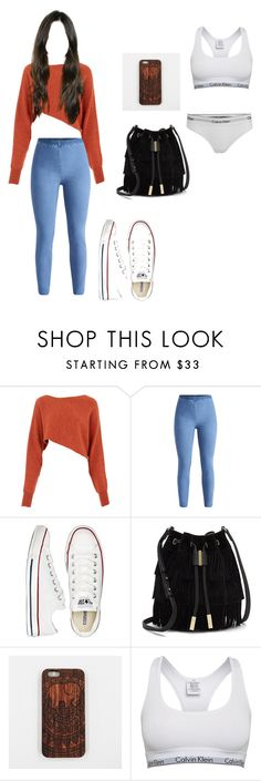 """""""Relaxed."""" by sagefashionista ❤ liked on Polyvore featuring Crea Concept, Converse, Vince Camuto and Calvin Klein"""