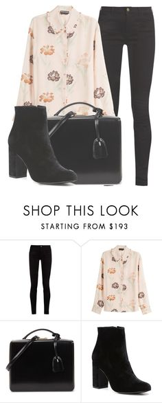 """Outfit #1669"" by lauraandrade98 on Polyvore featuring Gucci, Rochas, Mark Cross and Witchery"