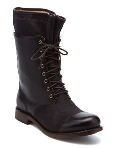 Timberland Boot Co. Women's 'Lucille' Leather Mid-Calf Boot