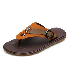5996a969ae9 Find More Sandals Information about Size 37 to 45 New Fashion Men Shoes  Summer Flip Flops