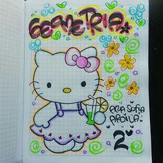 Foam Sheet Crafts, Hello Kitty Birthday, Foam Sheets, My Notebook, 1, Lettering, Anime, Inspiration, Diary Ideas