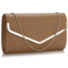 Fashion Only Womens Clutch Bags Ladies Large Flap Evening Party Wedding Hand Purse Prom Party, Party Wedding, Wedding Hands, Evening Bags, Evening Party, Bag Making, Purses, Chain