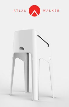 By piggybacking on the production of the ubiquitous monobloc chair, I set out to design a walker that's cheap enough to be accessible to everyone in need.