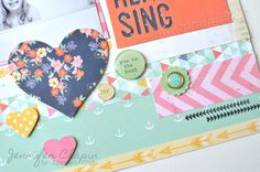 Epiphany Crafts Makes Your Heart Sing!