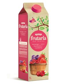 Packaging of the World: Creative Package Design Archive and Gallery: Frutaria (Concept)