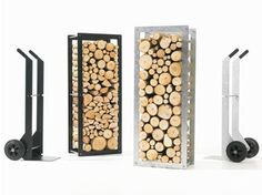 Log holder WOODSTOCK - Extremis