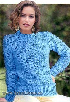Suéter de la Mujer