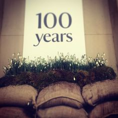 WWI commemorations in Manchester: 100 years, 100, 000 snowdrops. National Trust Urban Gardener.