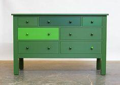 Paint a Hemnes Hemnes, Painted Furniture, Diy Furniture, Painted Dressers, Garden Furniture, Nursery Furniture, Plywood Furniture, Furniture Stores, Modern Furniture