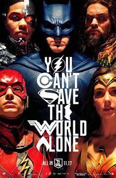 """Justice League"" (November 2017)"