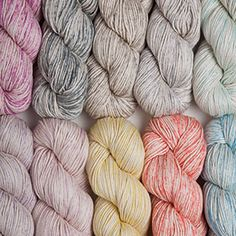 With bold sprays of striking color, soft pastel sprinkles, and foggy neutrals, Colormist brings new life to soft and breathable Pima Cotton, adding a soft and subtle texture to even the simplest of stitches.