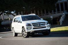 2013 Mercedes GL350 BlueTEC 4MATIC Long-Term Update 1 - Truck Trend