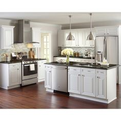 refacing kitchen cabinets home depot – Kitchen cabinets Kitchen Design Small, Kitchen Cabinets Home Depot, Kitchen Flooring, Home Depot Kitchen, New Kitchen, Refacing Kitchen Cabinets, Kitchen Renovation, Kitchen Design, French Country Kitchens