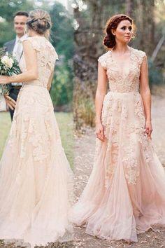Wedding Dresses 2018 #WeddingDresses2018, Lace Wedding Dresses #LaceWeddingDresses