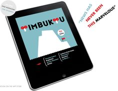 The first ipad mag for children // Timbuktu