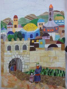 25.02.14 ירושלים | Jerusalem Mosaic almost done | S. Goren | Flickr