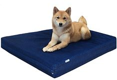 Durable Orthopedic Memory Foam Pet Bed with Waterproof Internal Case 2 Washable Denim External Cover for Small to Medium Large Dog -- We appreciate you for having visited our image. (This is an affiliate link) Dog Crates For Sale, Dogs For Sale, Large Dog Crate, Large Dogs, Puppy Beds, Dog Beds, Plastic Dog Crates, Electric Dog Collar, Indestructable Dog Bed