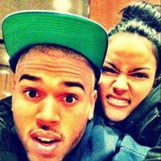 Karrueche Tran and Chris Brown ENGAGED!