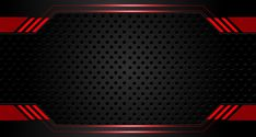 Youtube Banner Design, Youtube Banner Template, Youtube Banners, Red Color Background, Vector Background, Background Banner, Layout Design, Frame Layout, Game Logo Design