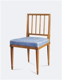 Chaise par Jean Michel Frank and Adolphe Chanaux
