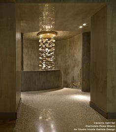 Starhotels' Rosa Grand of Milan, Italy (Interior Design: Nicola Gallizia, Lighting: Faravelli & Guadalupi)
