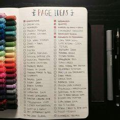 Different Lists~#LittleLeah