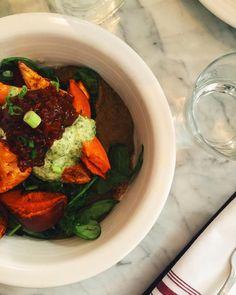 SoCal style lunch with gratitude   3/3 __________________________________________  #theotherpath #SanDiego #onthetable #bunkfood #bunkfoodsd #offthebittenpath #eeeats #feedfeed #California