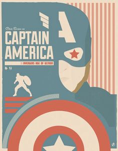 Age of Ultron: Captain America