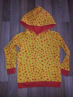 Hooded sweater Stof Voor Durf Het Zelvers