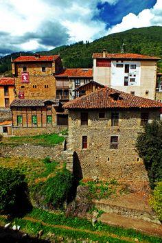 Potes. Cantabria