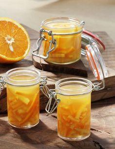 Mermelada amarga de naranja