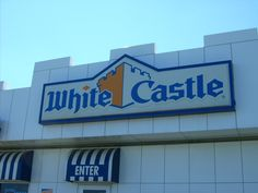 White Castle, LOVE IT! Its our Go to road trip food :)