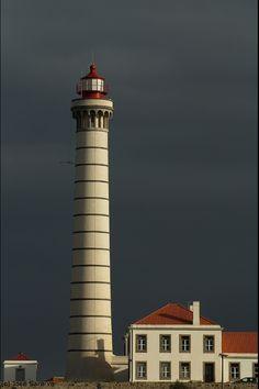 Boa Nova Lighthouse, Leca de Palmeira, Portugal- from jssaraiva