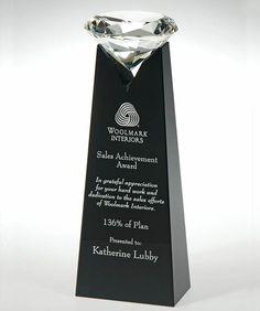 Rising Diamond Crystal Award
