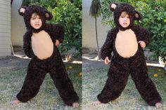 How to Make a Bear Costume