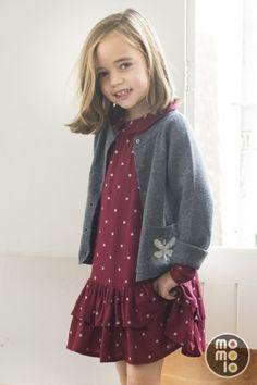 MOMOLO | moda infantil | Vestidos Oh! Soleil, Rebecas Oh! Soleil, niña, 20160909122116
