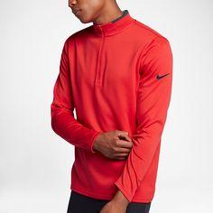 0d9b7005a5 Nike Dri-FIT Half-Zip Men s Long Sleeve Golf Top