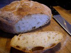 Pane Rustico: Italian Peasant Bread – David Fankhauser