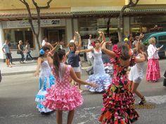 Flamenco on the street