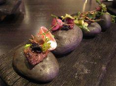 """""""Best Restaurant in Chicago"""" – Alinea (Chef Grant Achatz)"""