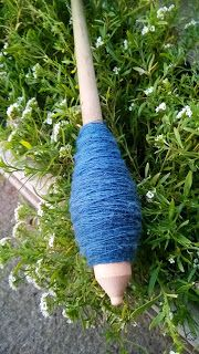 Woad blue